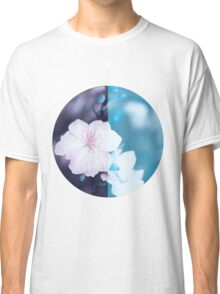 Spring Apricot Flowers Classic T-Shirt