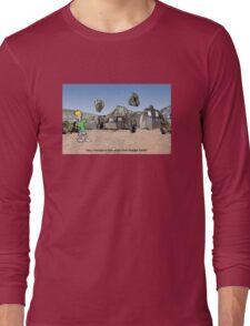 Déjà vu or Vujà dé? Long Sleeve T-Shirt
