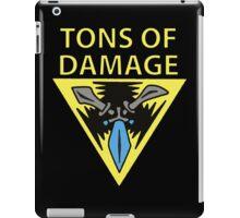 Trinity Force - TONS OF DAMAGE! iPad Case/Skin