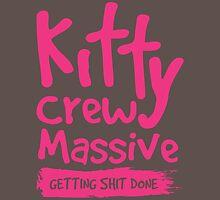 Kitty Crew Massive Tee Womens Fitted T-Shirt