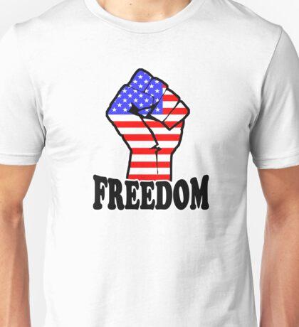 FREEDOM USA  Unisex T-Shirt