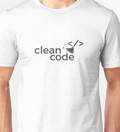 Clean Code Unisex T-Shirt