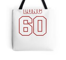 NFL Player Spencer Long sixty 60 Tote Bag