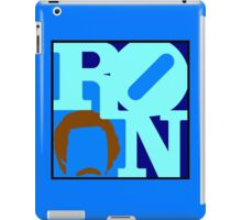 Ron Love (Anchorman) iPad Case/Skin
