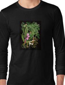 Rhythm and Roots Veggies Long Sleeve T-Shirt
