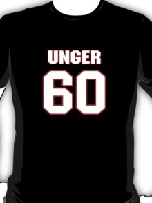 NFL Player Max Unger sixty 60 T-Shirt