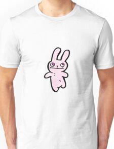 cute little rabbit cartoon Unisex T-Shirt