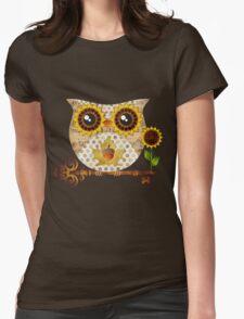 Owl's Autumn Song T-Shirt