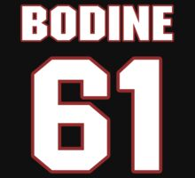 NFL Player Russell Bodine sixtyone 61 by imsport