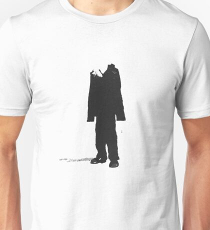 The Invisible Man in Costume Unisex T-Shirt