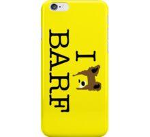 I Heart Barf iPhone Case/Skin