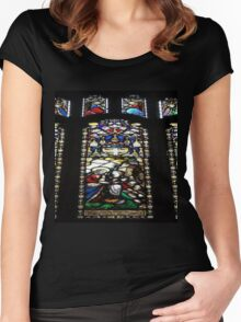 Kendal Parish Women's Fitted Scoop T-Shirt