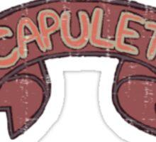 Capulet Family Pride Sticker