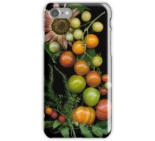 Heirloom Tomato S Curve iPhone Case/Skin