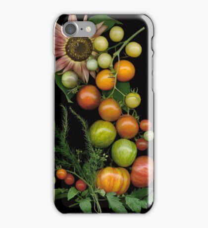 Heirloom Tomato S Curve iPhone Case/Skin