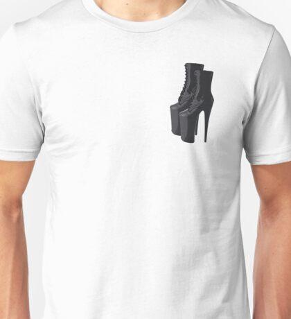 Pleaser Boots Unisex T-Shirt