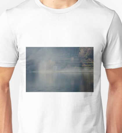 The house in the mist Unisex T-Shirt