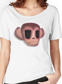Monkey whit stile Women's Relaxed Fit T-Shirt