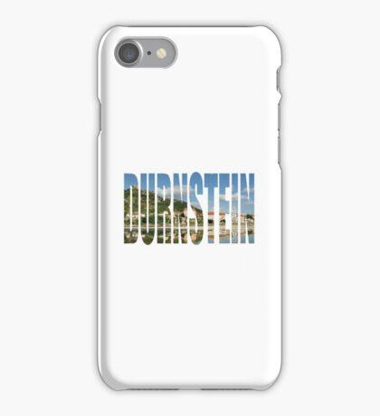 Durnstein iPhone Case/Skin