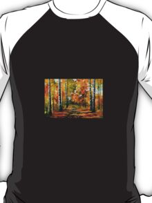 Fiesta Of Birches — Buy Now Link - www.etsy.com/listing/209793652 T-Shirt