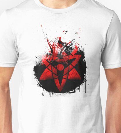 Sasuke's Eternal Mangekyo Unisex T-Shirt