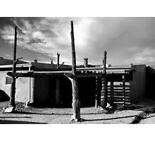 Taos Pueblo Study 2 Photographic Print