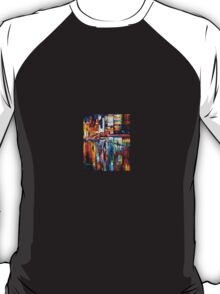The Vibration Of The Night — Buy Now Link - www.etsy.com/listing/209813653 T-Shirt