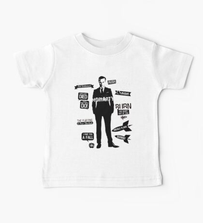 james moriarty Baby Tee