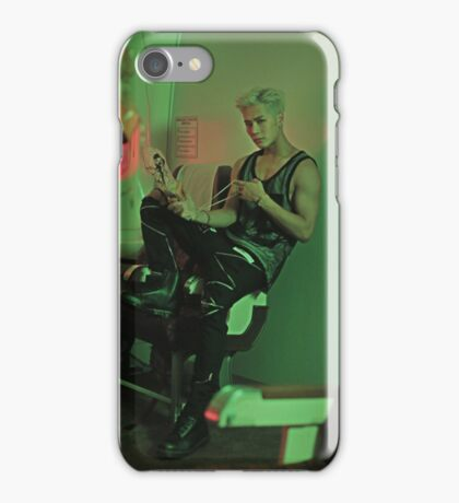 jackson wang iPhone Case/Skin