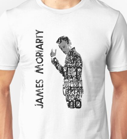 james moriarty Unisex T-Shirt