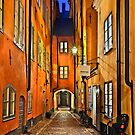 Walking around Gamla Stan - Stockholm by Hercules Milas