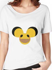 Deadmau5 Pikachu Women's Relaxed Fit T-Shirt