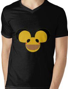 Deadmau5 Pikachu Mens V-Neck T-Shirt