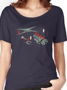 You Sunk My Battlestar Women's Relaxed Fit T-Shirt