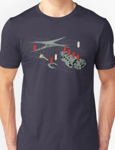 You Sunk My Battlestar Unisex T-Shirt