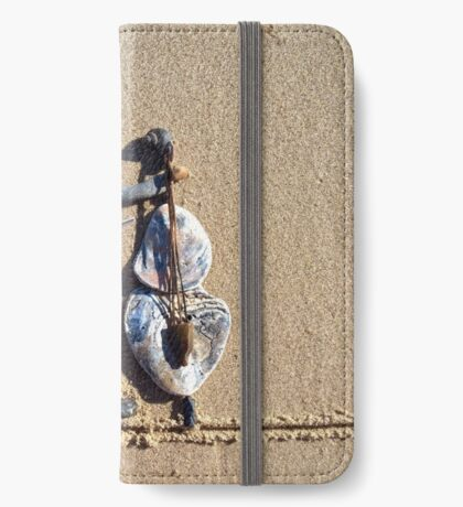 Upright Bass iPhone Wallet/Case/Skin