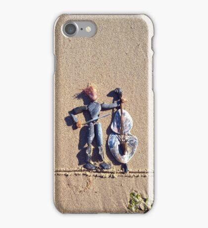 Upright Bass iPhone Case/Skin