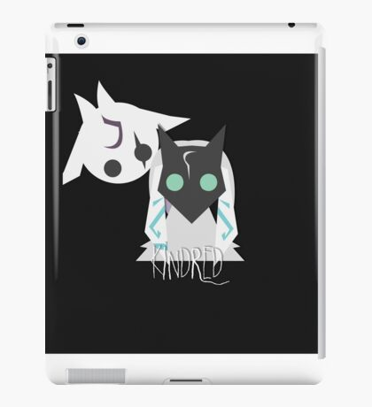 League of Legends - KINDRED iPad Case/Skin