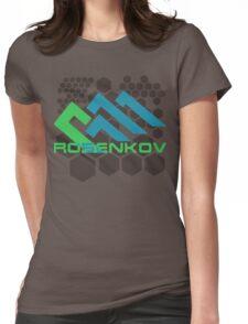 Mass effect Rosenkov materials Womens Fitted T-Shirt