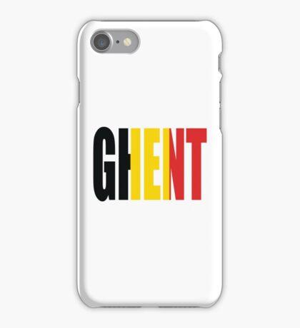 Ghent iPhone Case/Skin