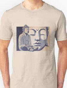 Buddha: the awakened one  Unisex T-Shirt