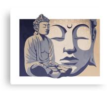 Buddha: the awakened one  Canvas Print