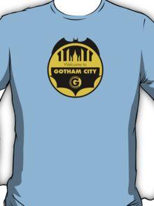 Welcome Gotham T-Shirt