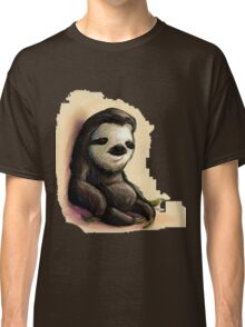 Sloth  relaxed Classic T-Shirt