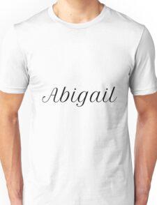 Abigail Unisex T-Shirt