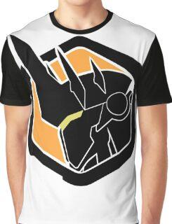 Overwatch - Reinhardt Logo Graphic T-Shirt
