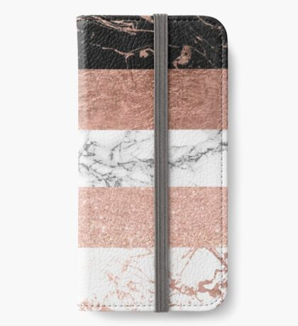 Marble Variety iPhone Wallet/Case/Skin