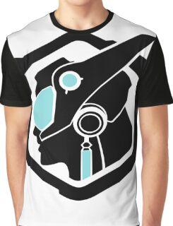 Overwatch - Symmetra Logo Graphic T-Shirt