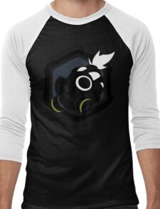 Overwatch - Roadhog Logo Men's Baseball ¾ T-Shirt
