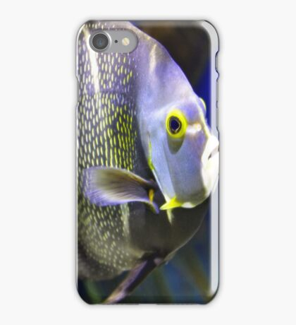 Fish Bubbles iPhone Case/Skin
